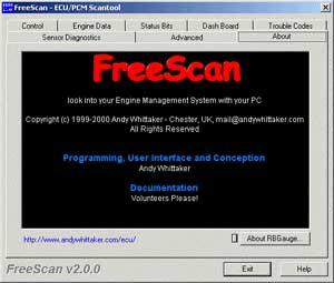 4 Cyl Esprit Freescan